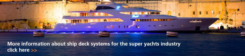 Banner Super yachts