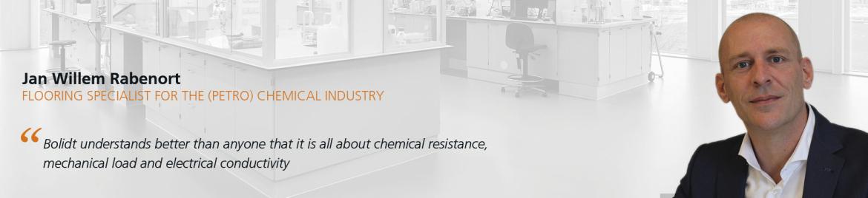 Jan Willem Rabenort Banner chemical industry