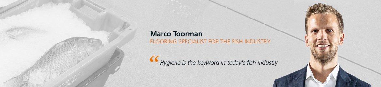 Marco Toorman contact banner