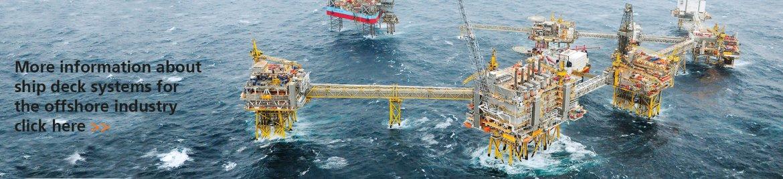Offshore segment banner
