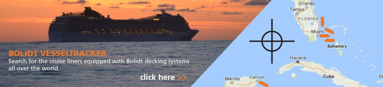 Banner vesseltracker cruise