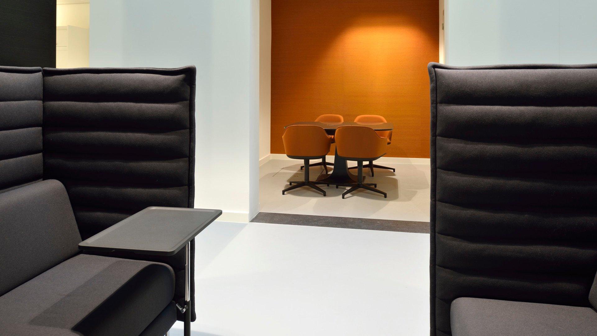 Bolidt hoofdkantoor interieur Bolidtop 525