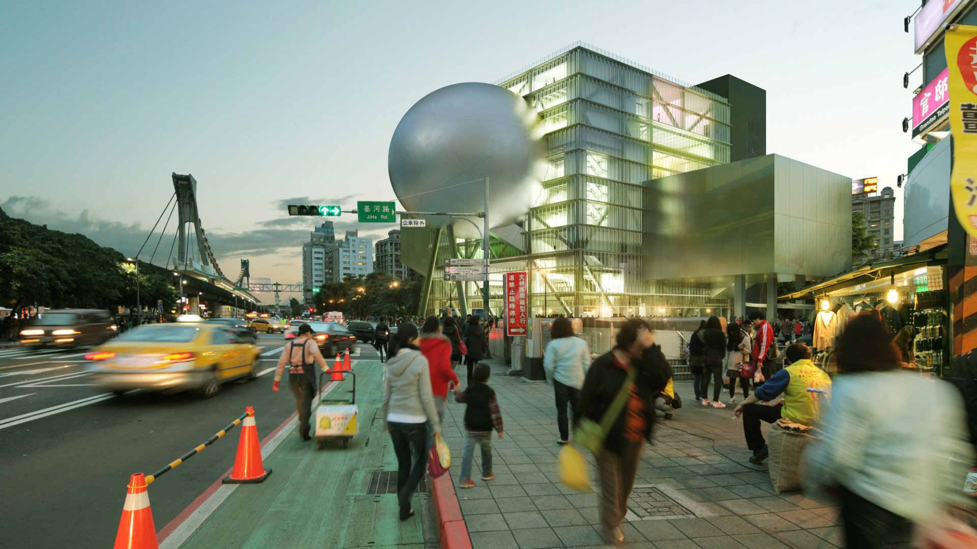 booster-taipei-performing-arts-centre