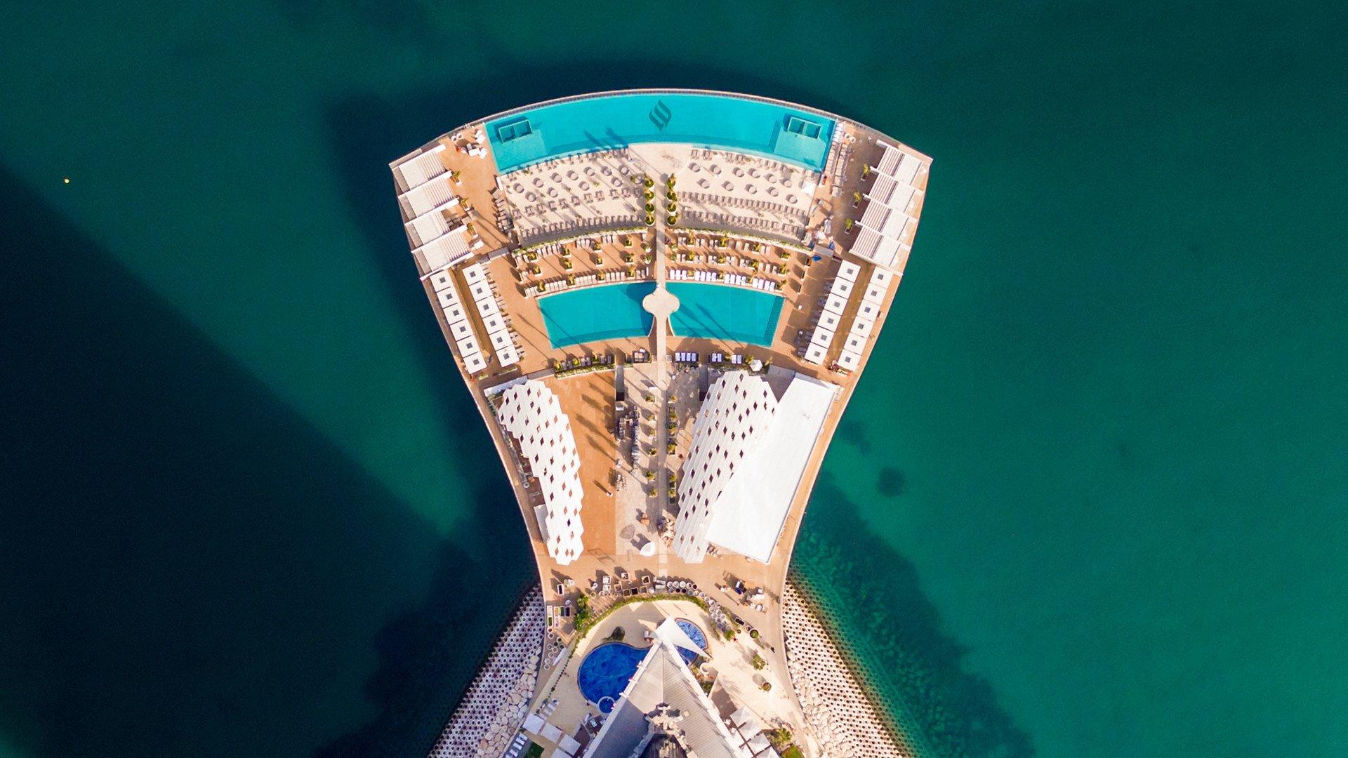Burj Al Arab Dubai Future Teak