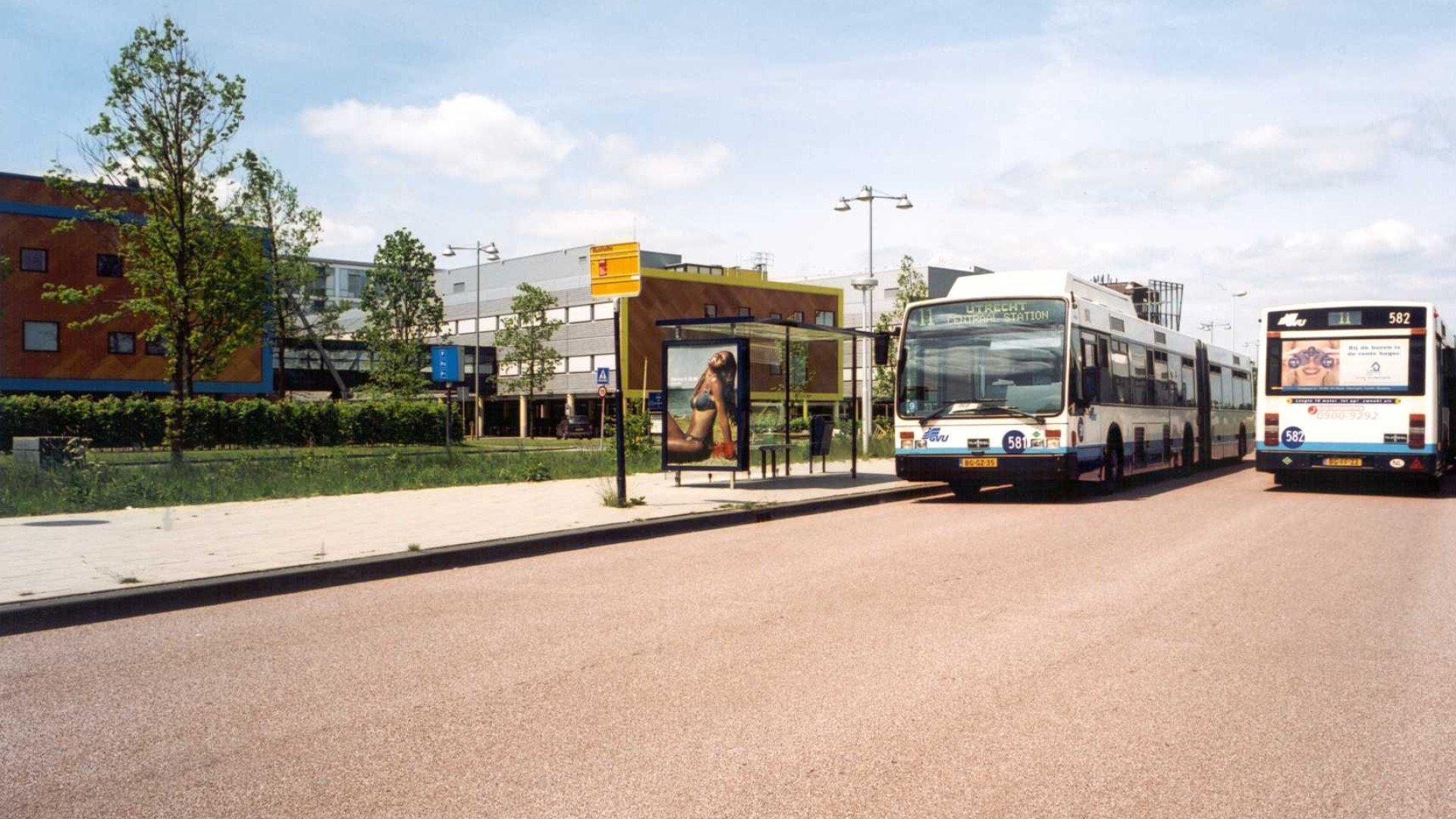 Busbaan Berenkuil Uithof Utrecht Boligrip W