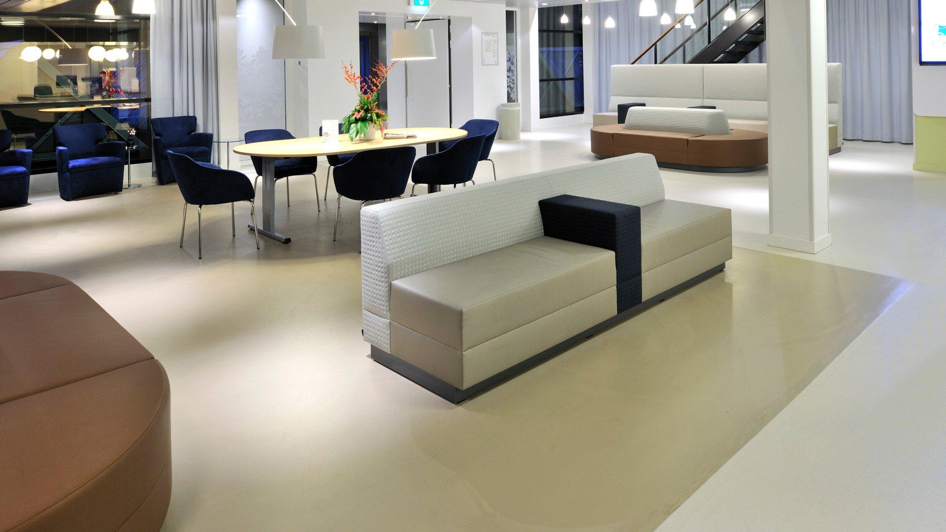 Cancer centre VUmc Amsterdam Bolidtop 525 Deco