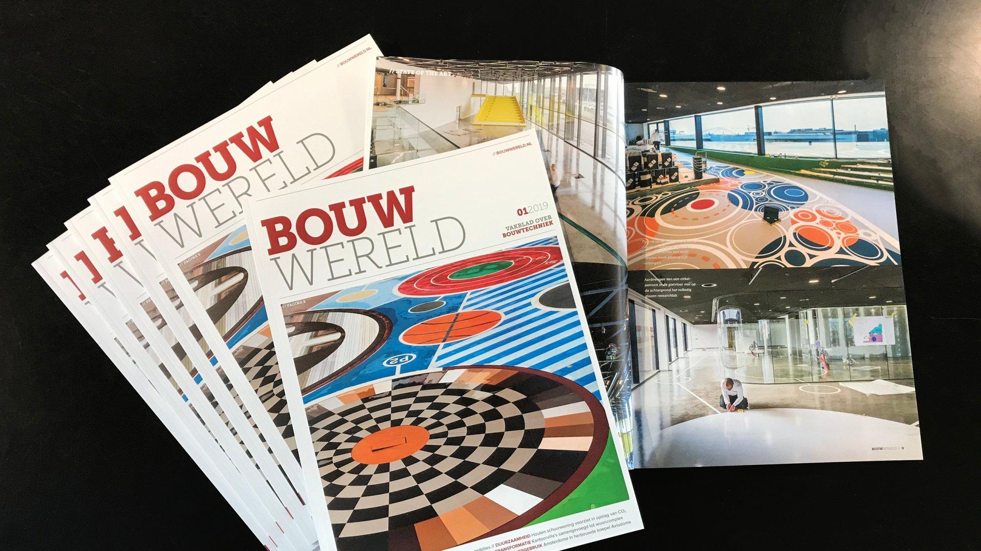Cover Bouwwereld