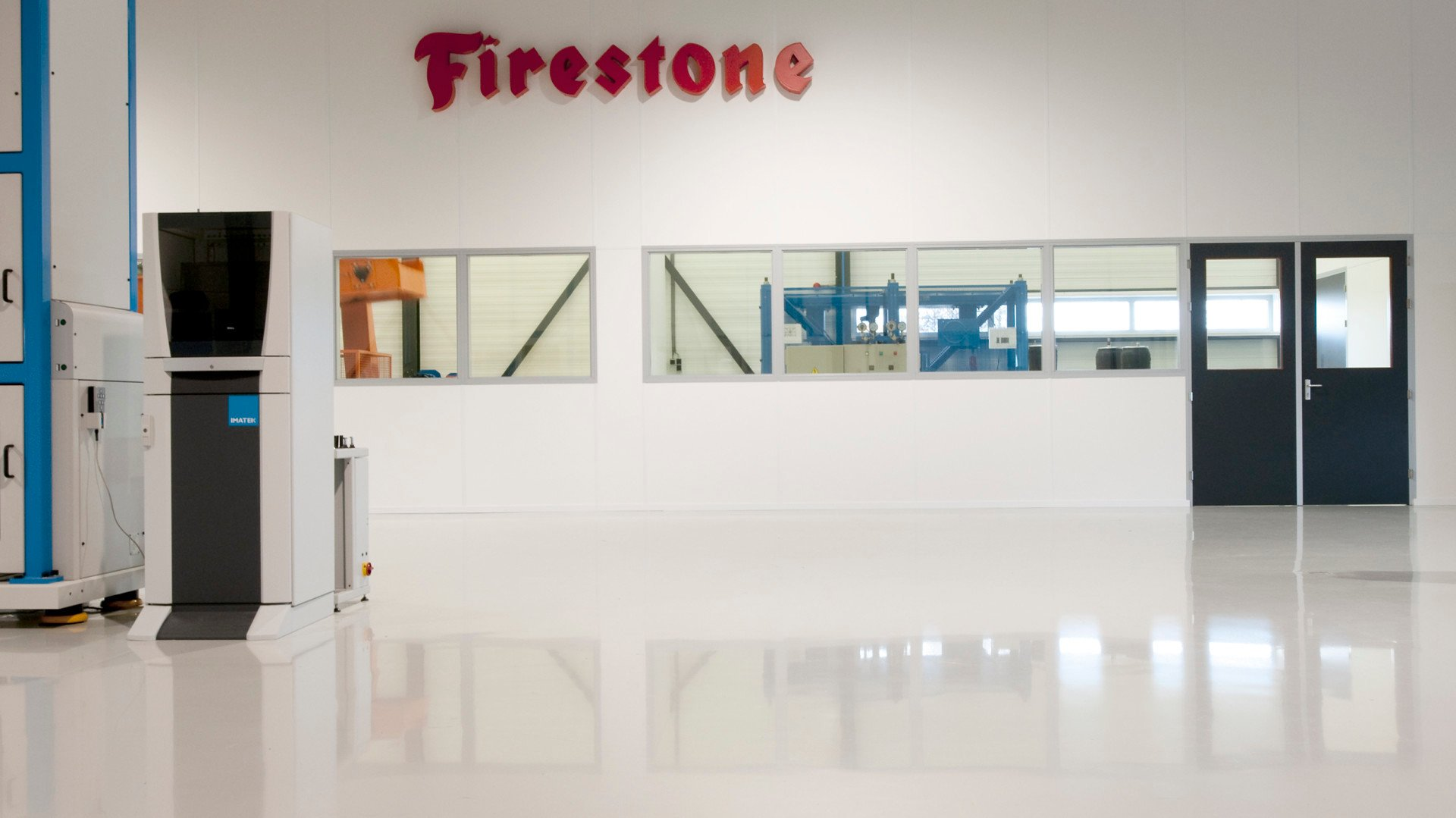 Firestone Arnhem Bolidtop 500