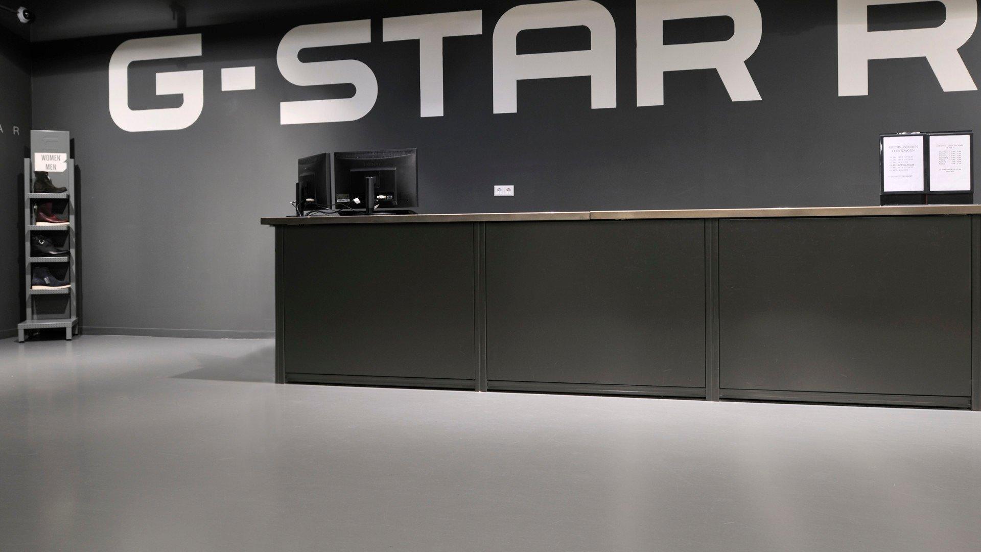 G-Star Amsterdam Bolidtop 525