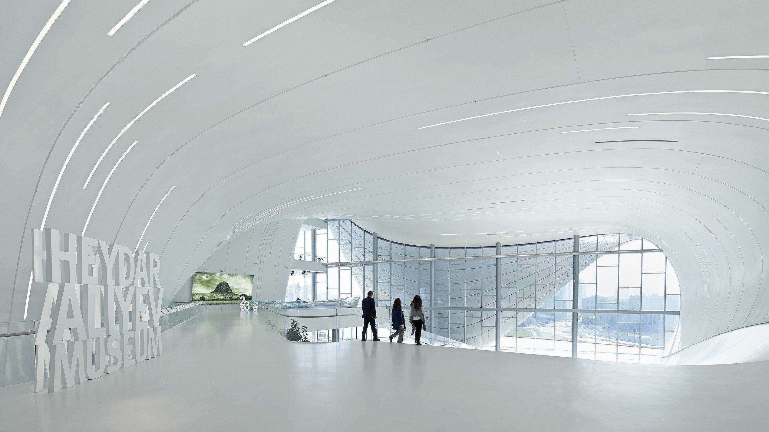 Heydar Aliyev Center Azerbeidzjan Bolidtop 525