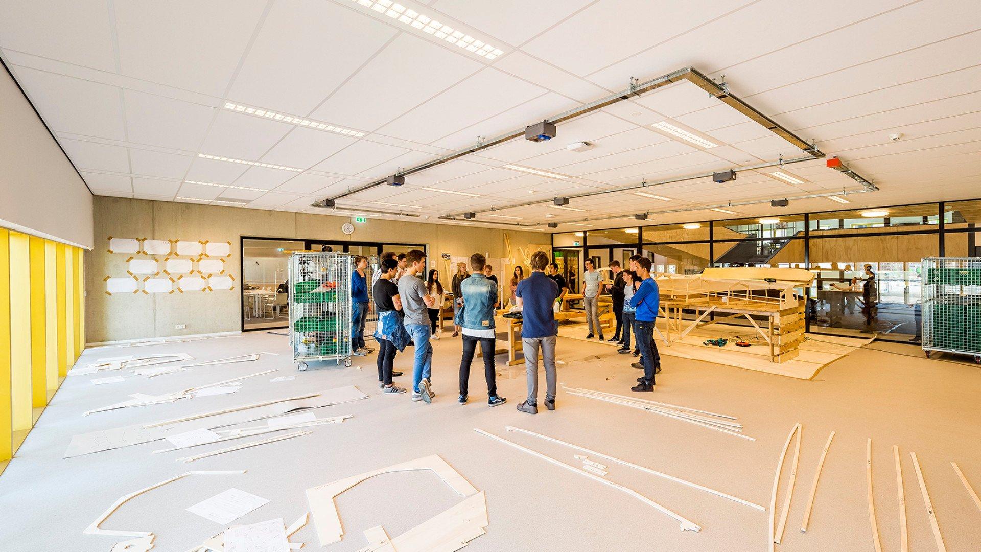 IJburg College Amsterdam Bolidtop 700 College