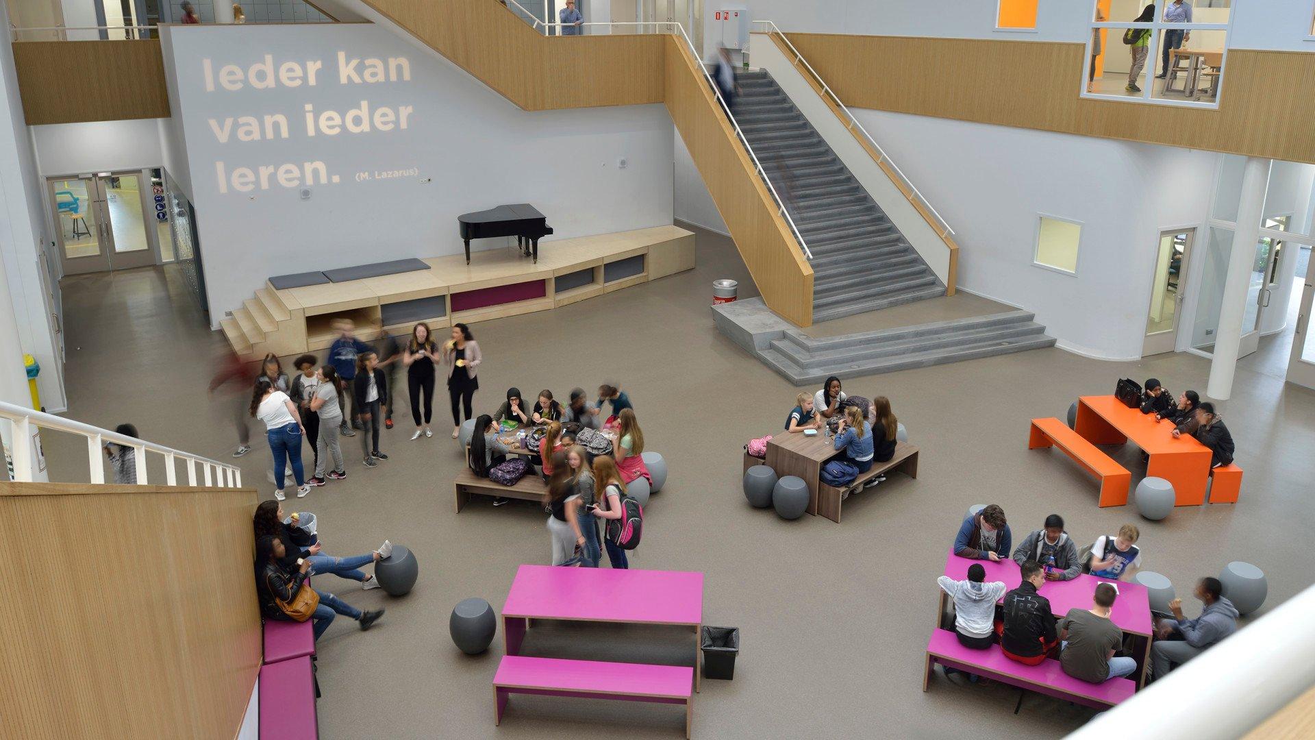 IJssel College Capelle aan den IJssel Bolidtop 700 College