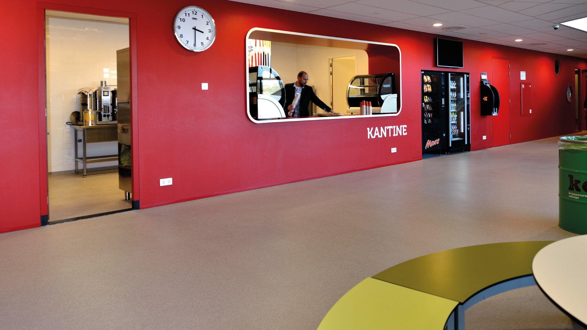 Krimpenerwaard college Krimpen a/d IJssel Bolidtop 700 College