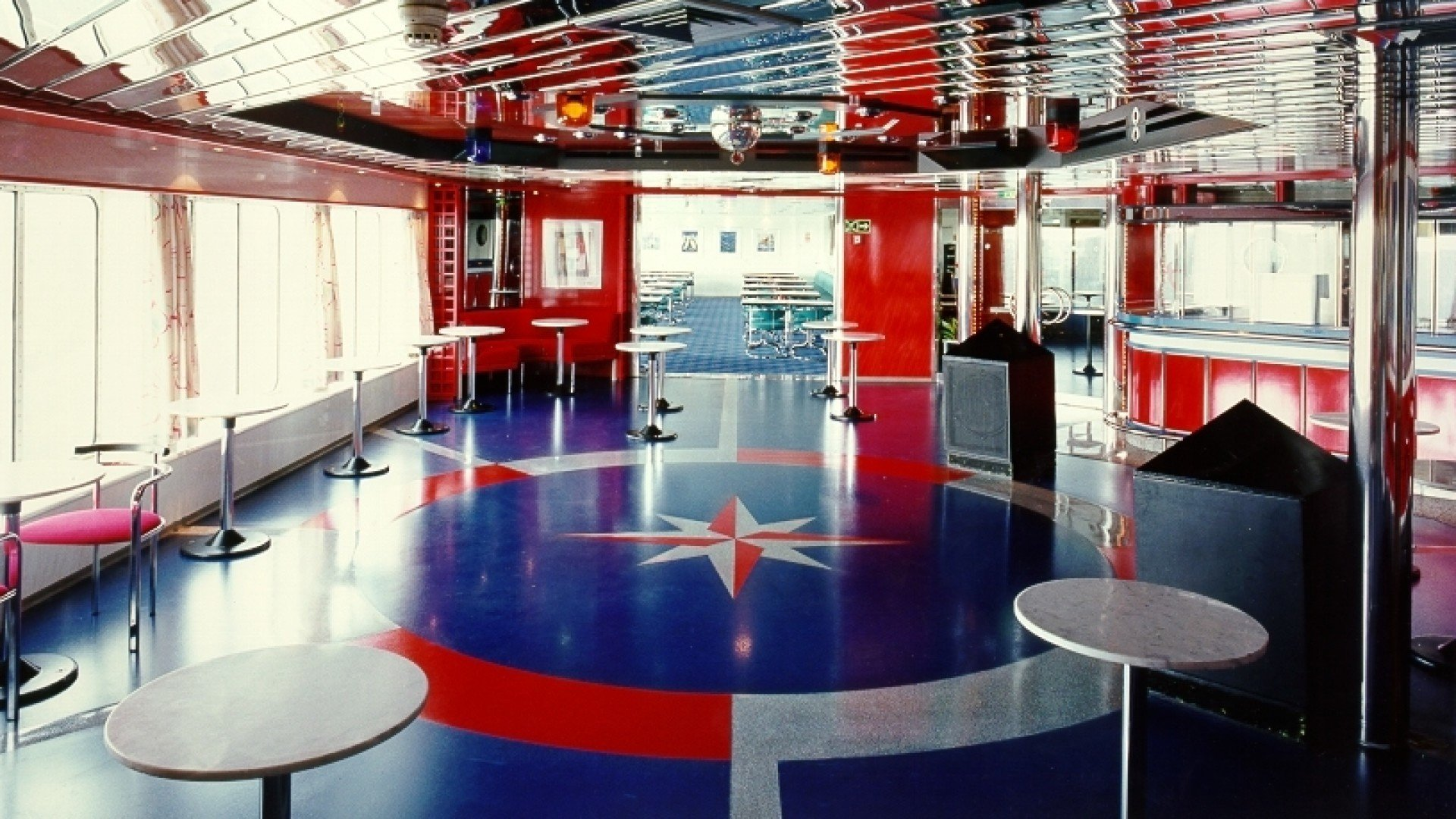 Ms Olau Hollandia Bolideck 2002