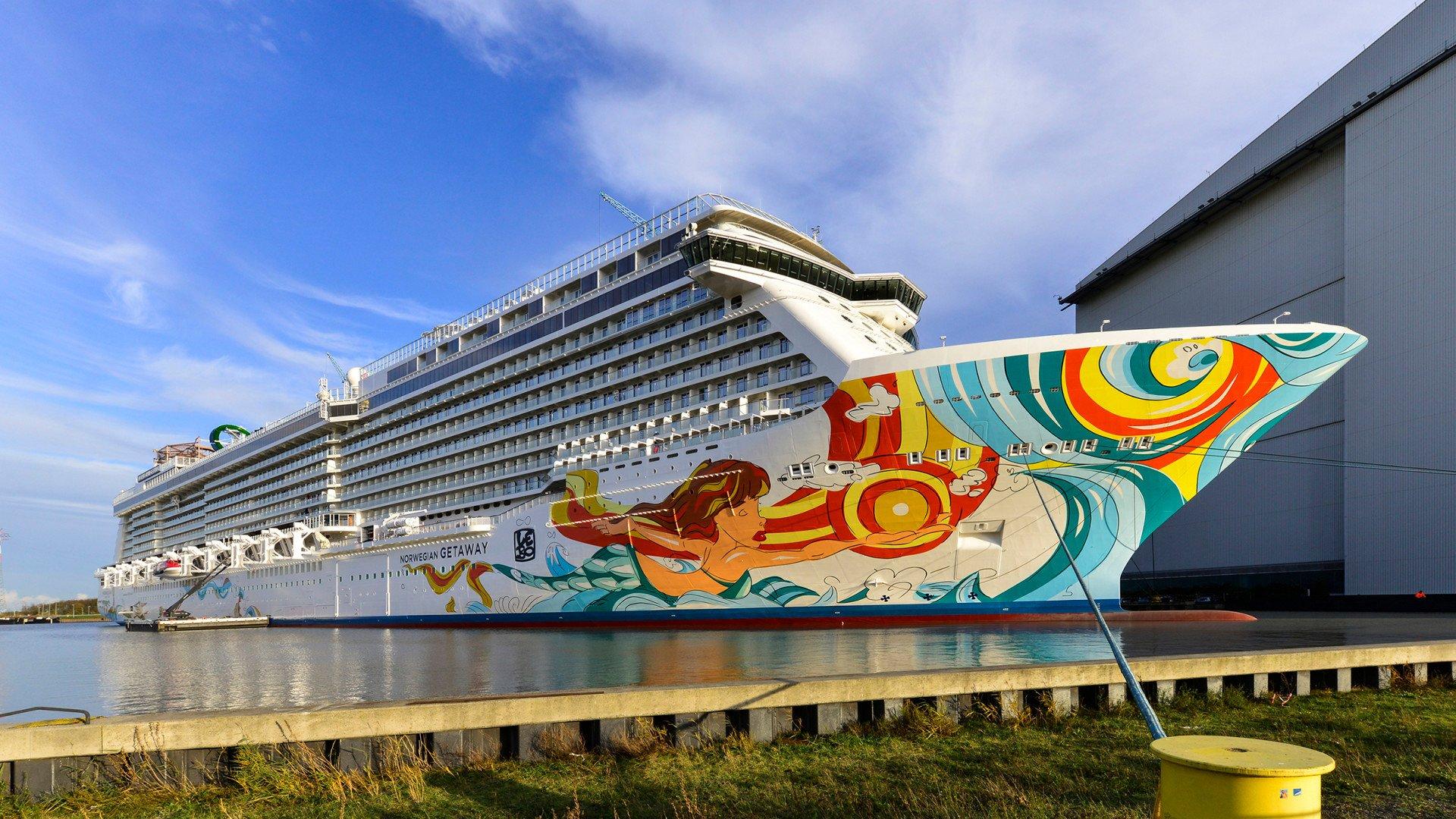 Norwegian Getaway Meyer Werft