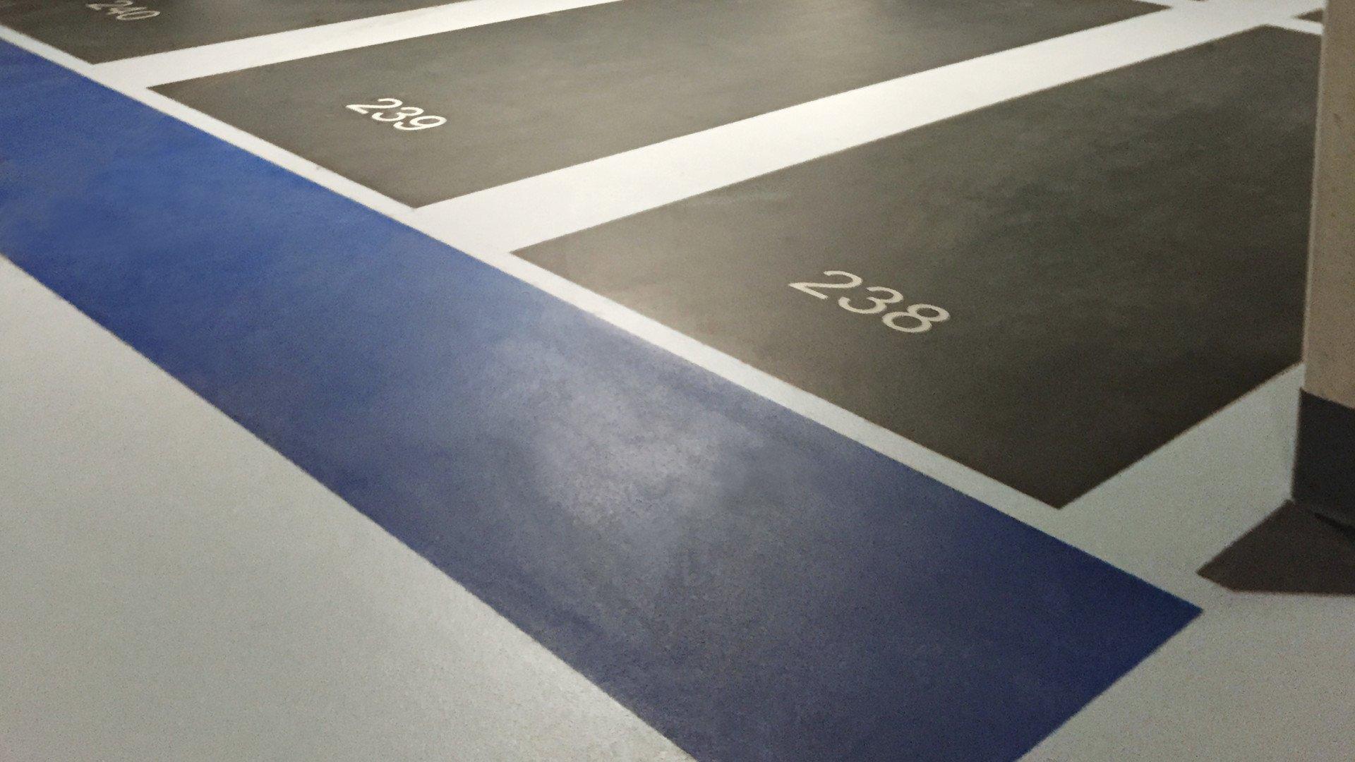 Parkeerkelder De Hallen Zuid-Kwintijn Amsterdam Boligrip 50P
