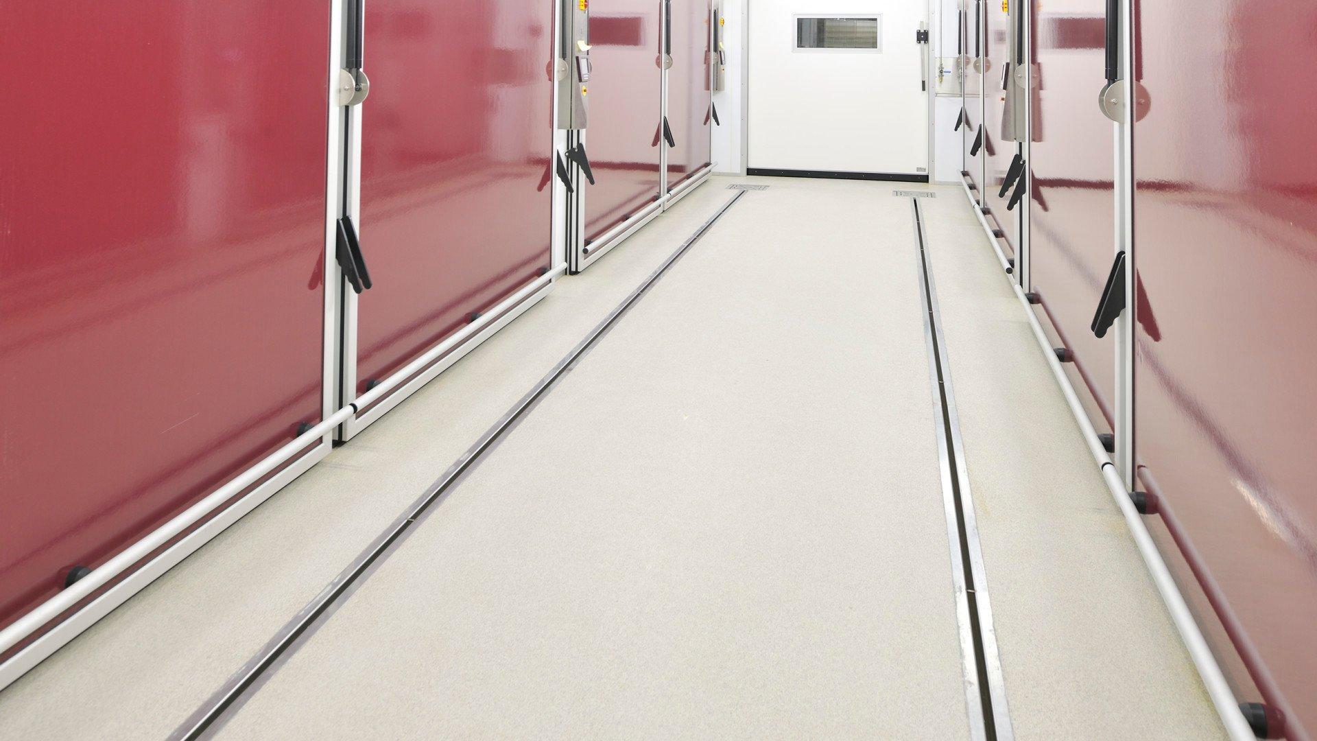 poultry flooring - Pluriton Broederij Afferden Bolidtop 700