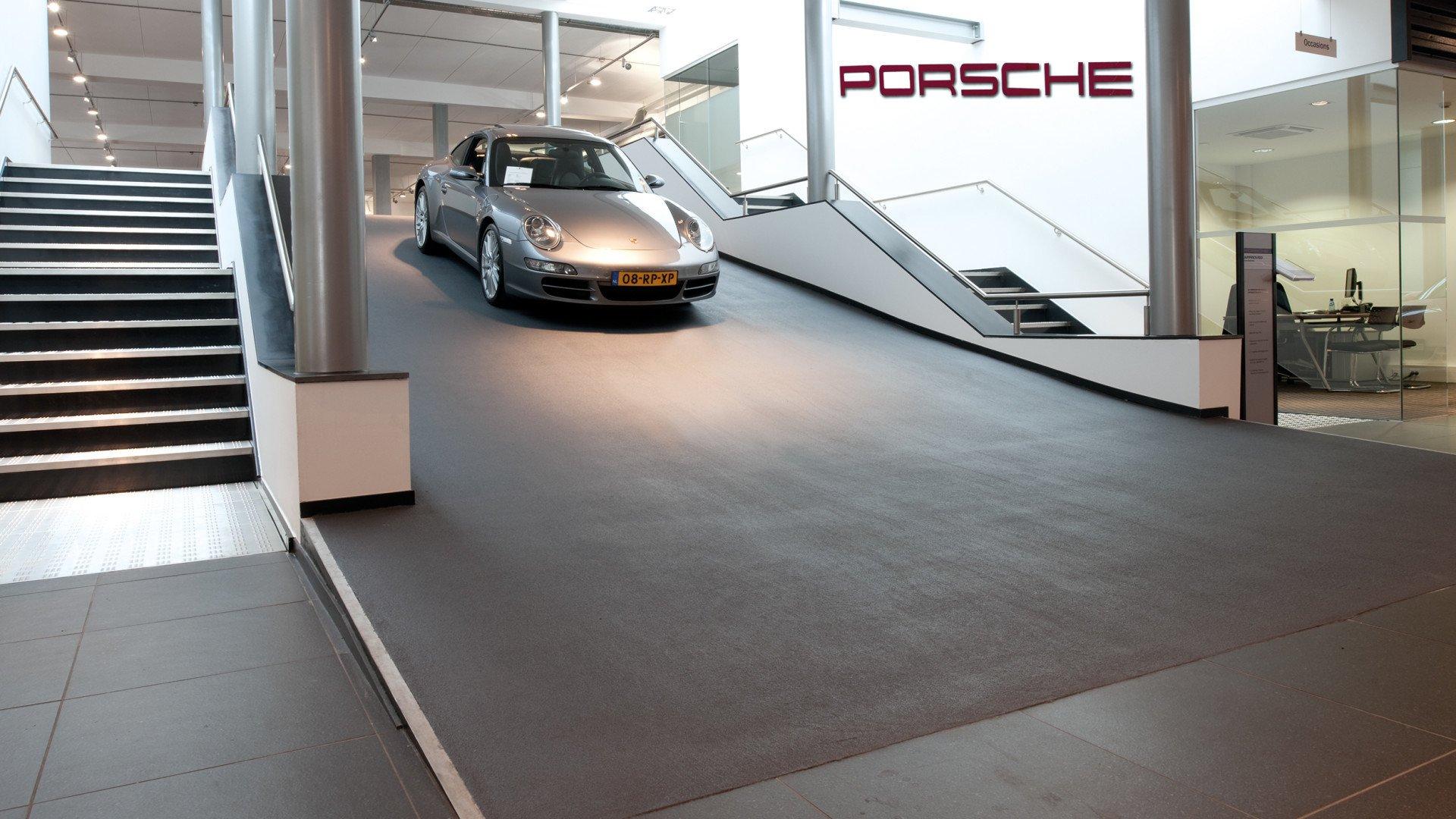 Porsche Amsterdam Boligrip 1250