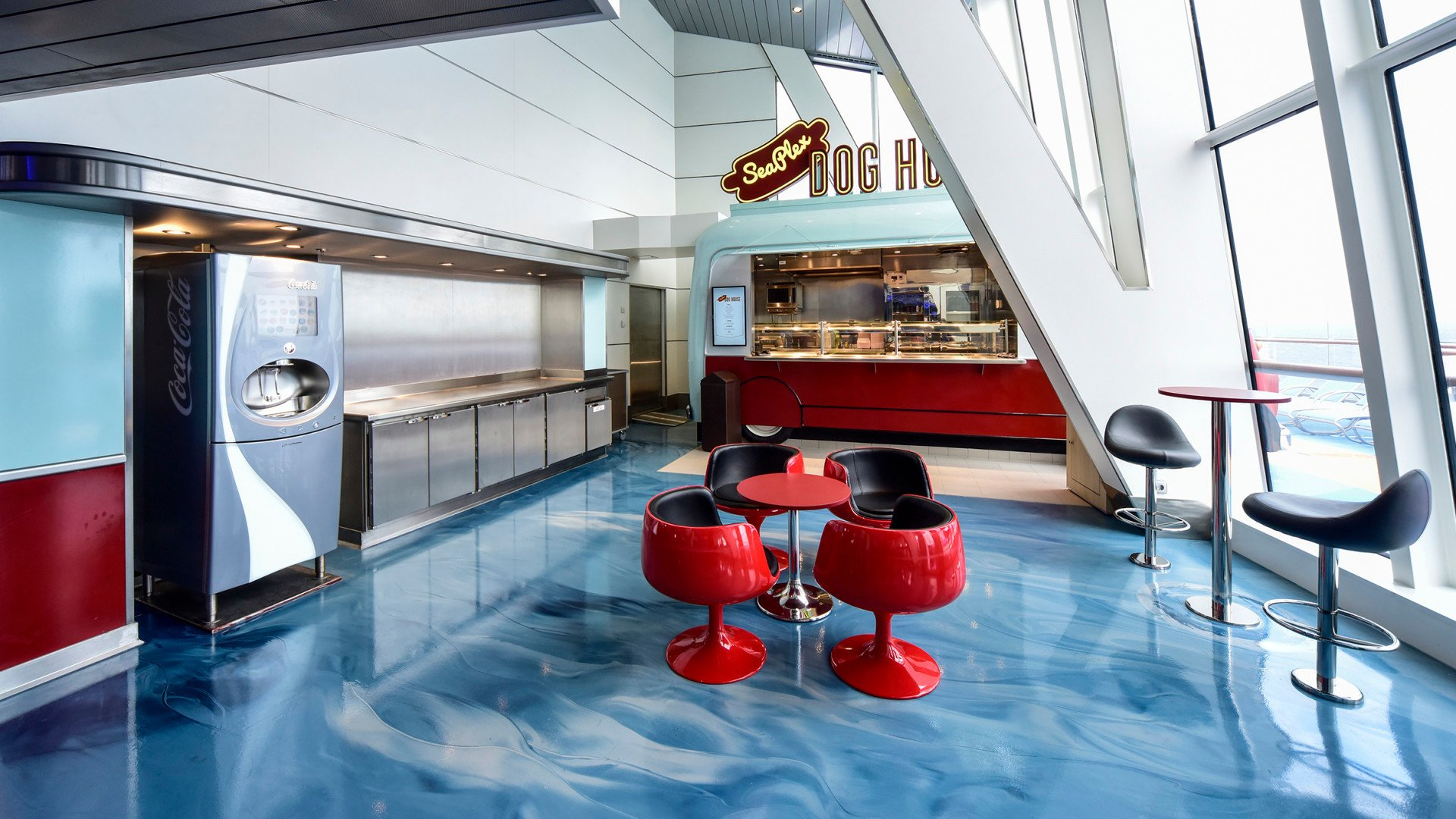 Quantum of the Seas Meyer Werft Bolidtop FiftyFifty