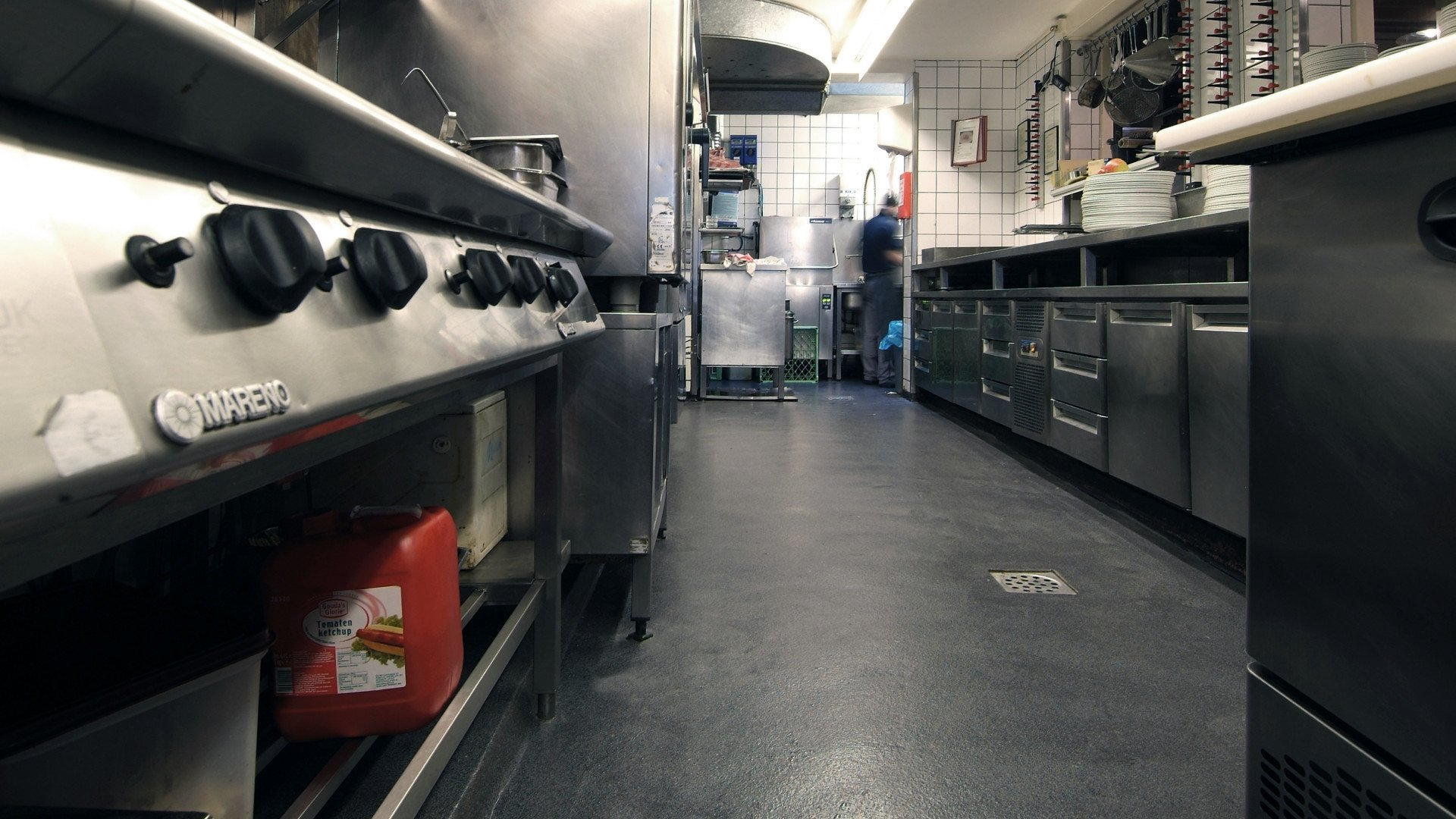 Restaurant Luden Amsterdam Bolidtop 510 MC