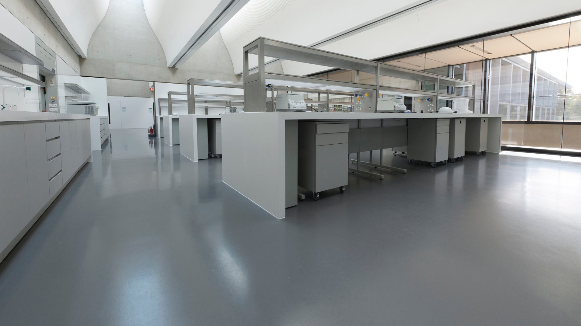 Sainsbury Lab Cambridge Bolidtop 525
