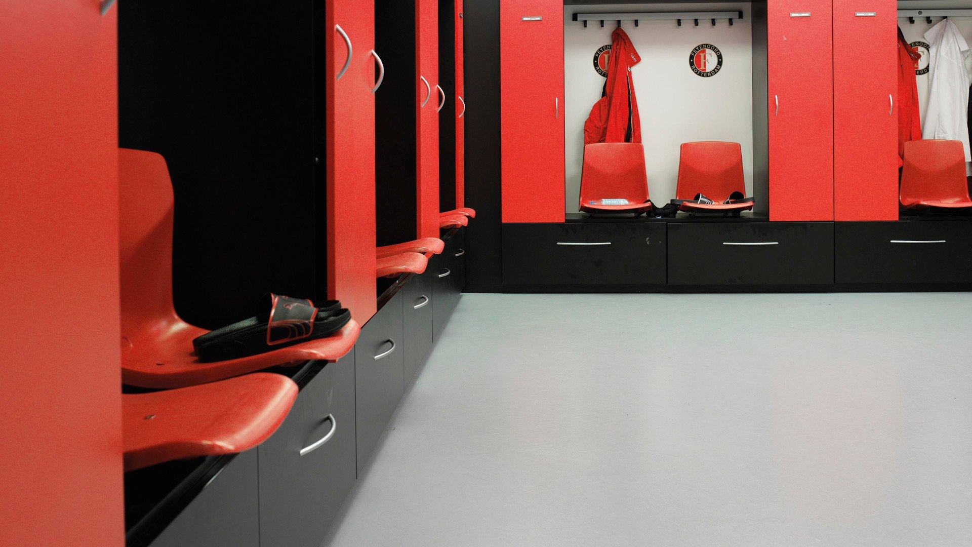 Spelershome Feyenoord Rotterdam Bolidtop 525