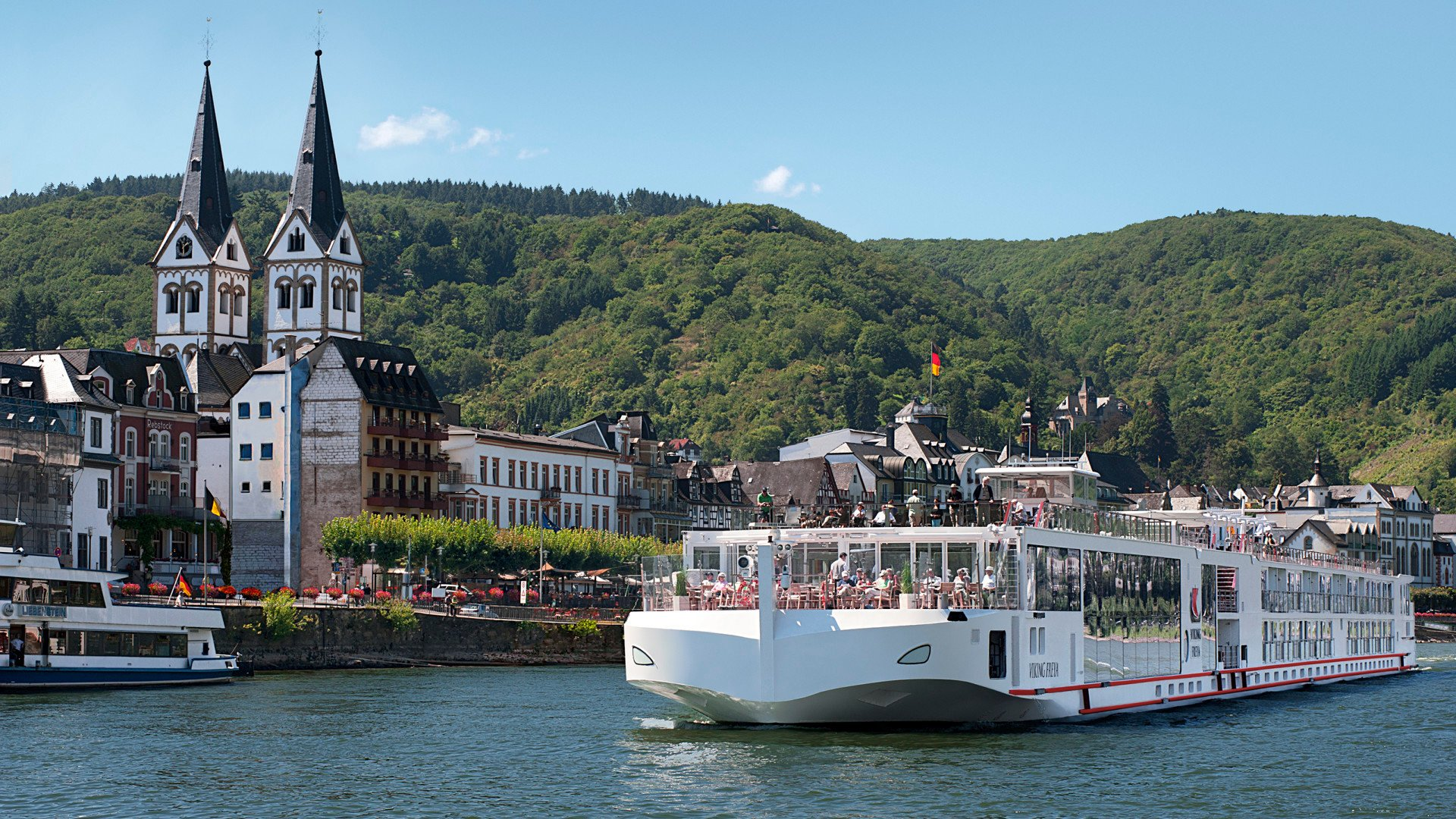 Viking River Cruises Viking Eistla Future Teak