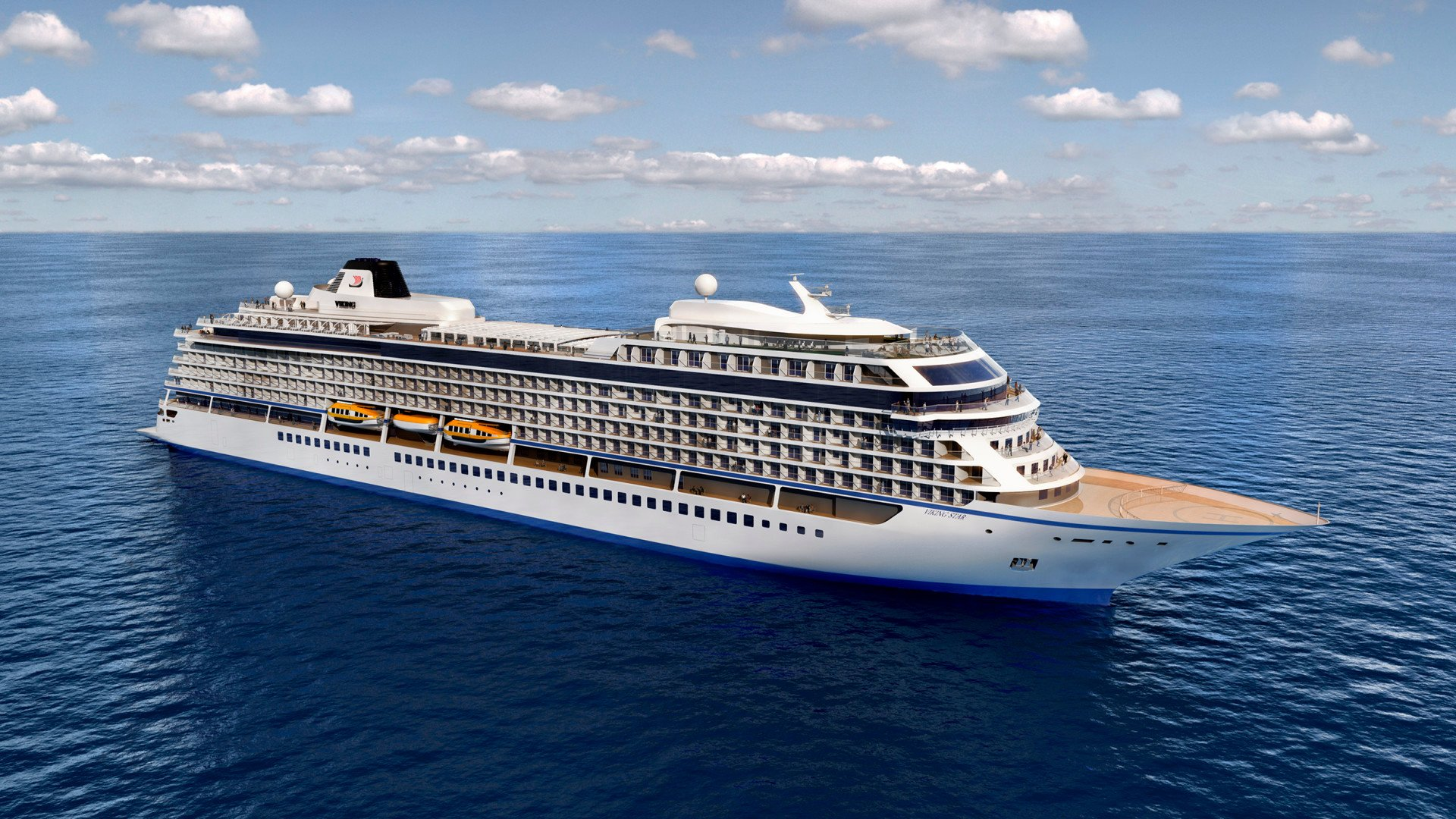 Viking Star Fincantieri Trieste Future Teak