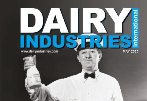 Dairy Industries magazine Hygiene artikel
