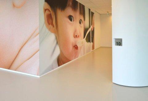 Danone Innovatiecentrum Utrecht Bolidtop 525
