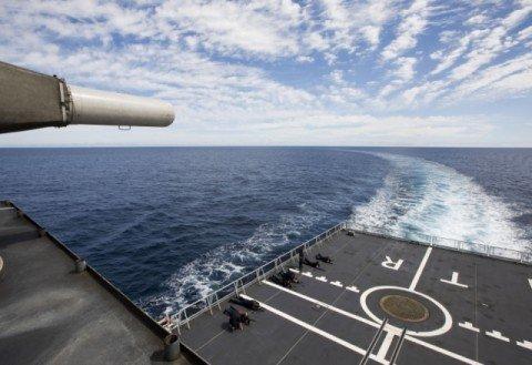 LCF Evertsen - Schelde Marinebouw Bolideck B1