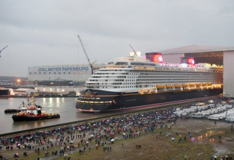 Meyer Werft Disney Dream