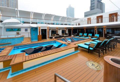 Norwegian Getaway Meyer Werft Bolideck Future Teak
