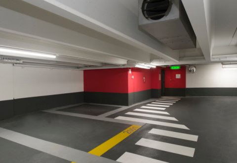 Parkeergarage Interparking Helicon Den Haag Boligrip 200P
