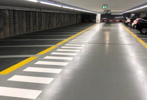 Parkeergarage Noord Boulevard Scheveningen Boligrip 200R