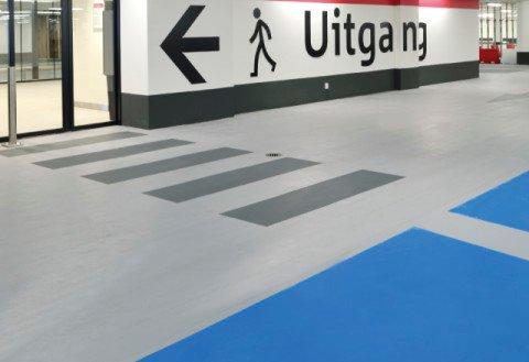 Parkeergrage Vredenburg Hoog Catharijne Boligrip 200R