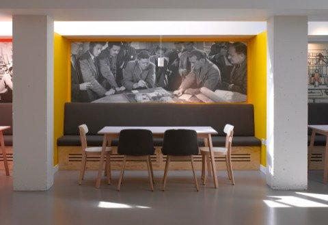 RIBA Royal Institute of British Architects London Bolidtop 525