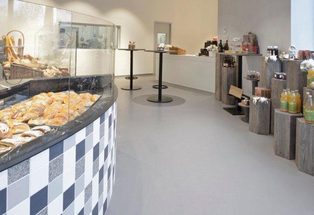 Bakkerij Allemeersch België  Bolidtop 525