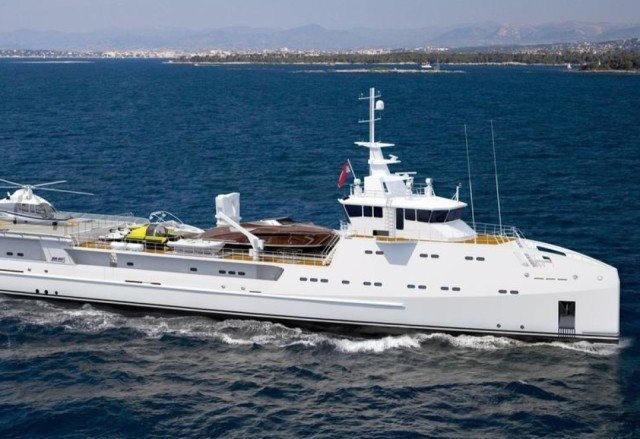 booster-monaco yacht show 2016 - Intrepid