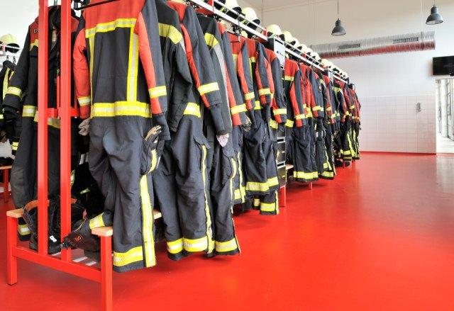 Brandweerkazerne Emmen Bolidtop 525