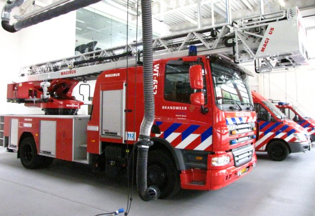 Brandweerkazerne Weert Bolidtop 700