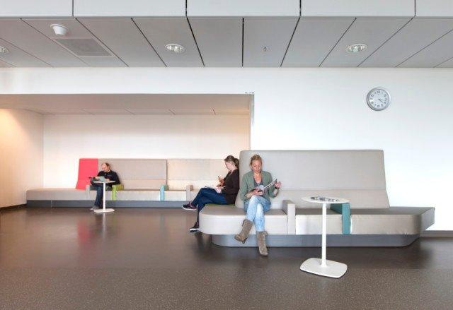 Erasmus MC Rotterdam Bolidtop 525 Deco