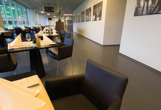 FC Groningen Stadion Euroborg Bolidtop 525