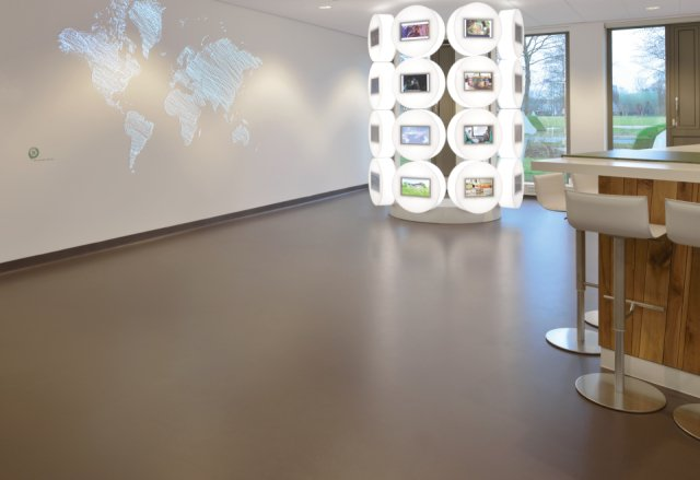 FrieslandCampina Innovation Centre Wageningen Bolidtop 525