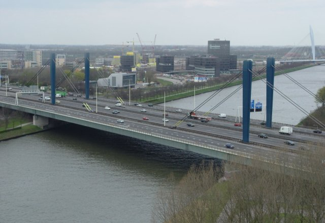 Galecopperbrug Utrecht Boligrip W