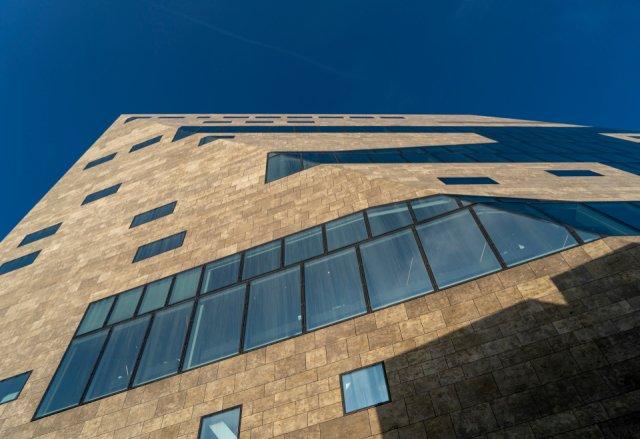 Groninger Forum Groningen Bolidtop 525
