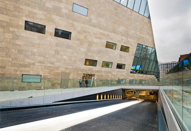 Groninger Forum Groningen Boligrip 1250