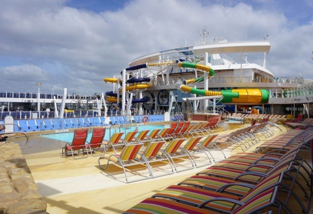 Harmony of the Seas Bolideck Select Soft