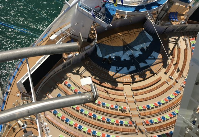 Harmony of the Seas Future Teak