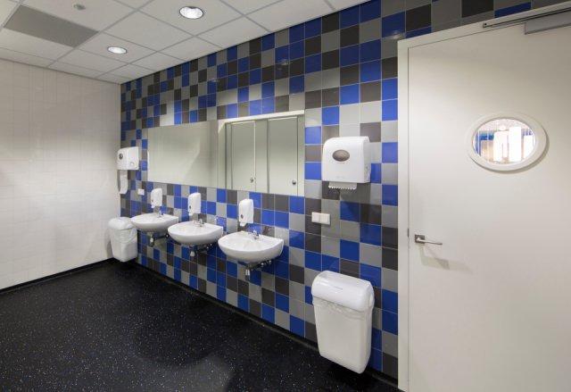 Hoornbeeck College Kampen bolidtop 525 Deco